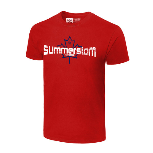 WWE[SummerSlam 2019 Sports]특별판 티셔츠