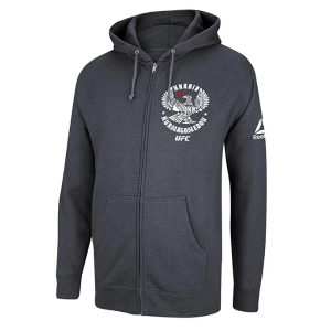 UFC[Team Khabib Sueded Fleece]후드집업