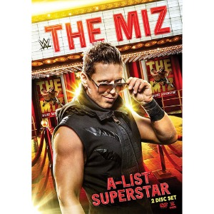WWE[The Miz: A-List Superstar]정품 DVD