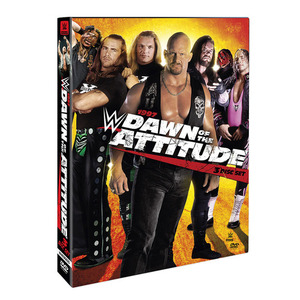 WWE 1997[Dawn of the Attitude]정품 DVD