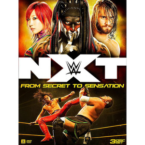 WWE NXT[From Secret to Sensation]정품 DVD