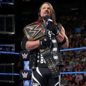 AJ 스타일스[The House that AJ Styles Built]정품 티셔츠