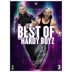 하디보이즈[Twist of Fate: The Best of The Hardy Boyz ]정품 DVD